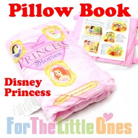 Disney Princess Soft Pillow Story Book