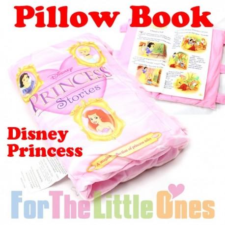 Disney Princess Soft Pillow Story Book