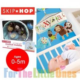 Skip Hop Alphabet Zoo Musical Mobile