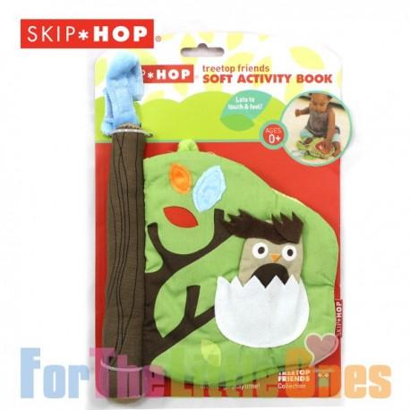 Skip Hop Tree Top Friends Soft Activity Book