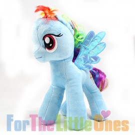 Rainbow Dash - My Little Pony Soft Toy 27cm