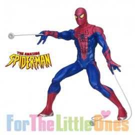 Hasbro Motorized Web-Shooting Spider-Man 33cm