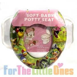 Disney Mickey Mouse - Soft Potty Toilet Training Seat