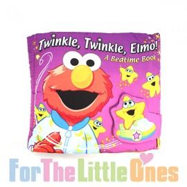 Sesame Street Bedtime Soft Book - Twinkle, Twinkle, Elmo!