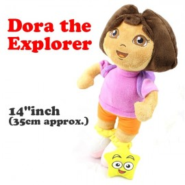 Dora the Explorer 35cm Soft Plush Doll Toy