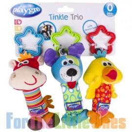 Playgro Tinkle Trio Pram/Stroller Toy