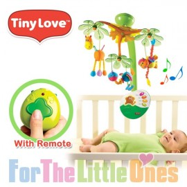 Tiny Love Sweet Island Dreams Mobile with Remote