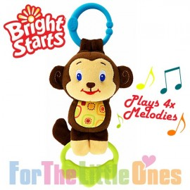 Bright Starts Tug Tunes Music Monkey