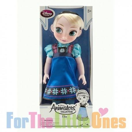 "Disney Frozen Elsa 16"" Doll - Disney Animators Collection"
