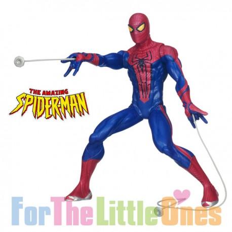 Hasbro Motorized Web-Shooting Spider-Man 33cm