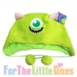 Monster University Plush Hat - Mike