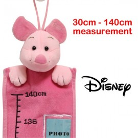 Disney Piglet Hanging Height Chart 140cm (Winne the Pooh)