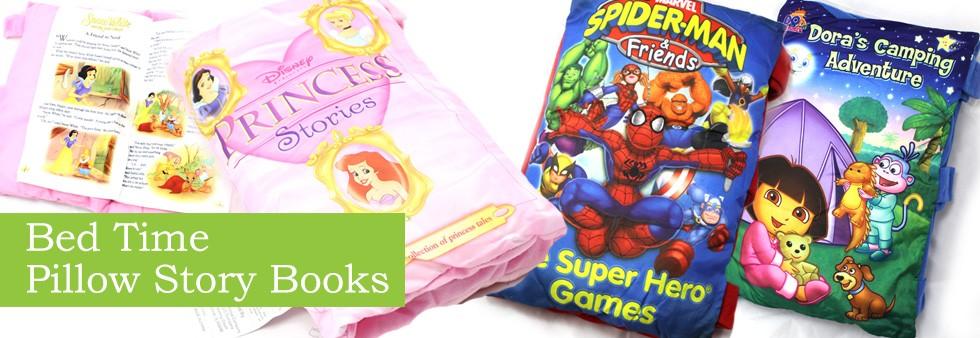 Pillow Story Books